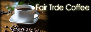 フェアトレードコーヒー
